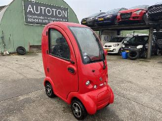 damaged microcars Mango  Cabincar Full electric 848KM!! 2019/7